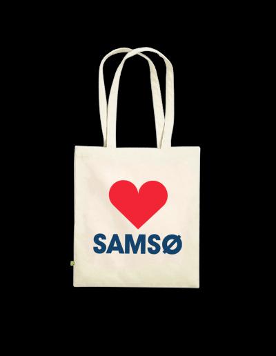 ØBO Samsø stofpose