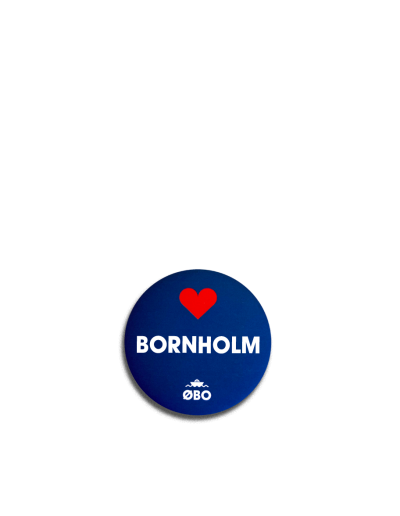 ØBO bornholm magnet