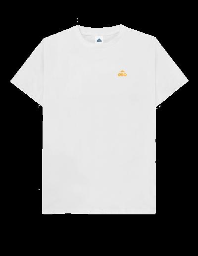 ØBO herre TSHIRT - web orange