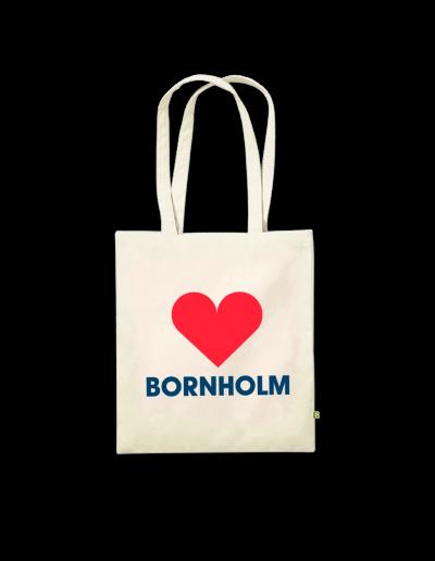BORNHOLM ØBO STOFPOSE